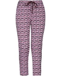 Bruno Manetti Trousers - Pink