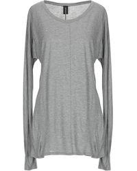 Alexandre Vauthier T-shirt - Gray