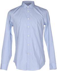 Mauro Grifoni Shirt - Blue