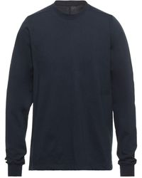 Rick Owens T-shirt - Blue