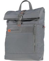 Piquadro Backpack - Gray