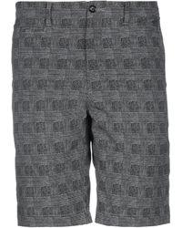 Nanamica Bermuda Shorts - Black