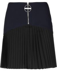 Givenchy Knee Length Skirt - Blue