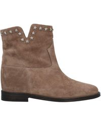 Via Roma 15 Ankle Boots - Brown