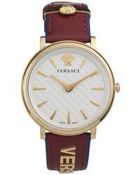 Versace Wrist Watch - Multicolour