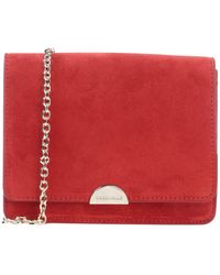 Coccinelle Cross-body Bag - Red