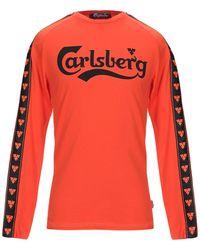 Carlsberg T-shirt - Arancione