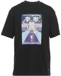 Li-ning T-shirt - Black