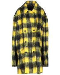 Maison Margiela Capes & Ponchos - Yellow