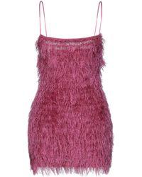 Laneus Robe courte - Violet