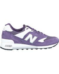 New Balance - Low Sneakers & Tennisschuhe - Lyst