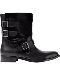 Belstaff Ankle Boots - Black