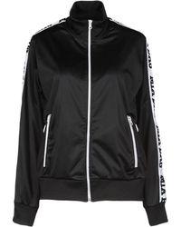 Mia Bag Sweatshirt - Black