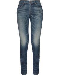 6397 Pantaloni jeans - Blu