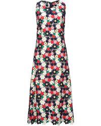 Colville Midi-Kleid - Mehrfarbig
