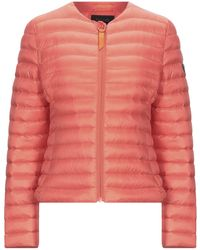 Gertrude + Gaston Down Jacket - Pink