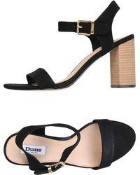 Dune - 's Isobel Ankle Strap Sandals - Lyst