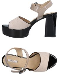 Geox Sandals - Natural