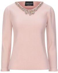 Giorgio Grati Sweater - Pink