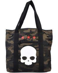 Hydrogen Shoulder Bag - Black
