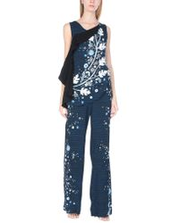 Peter Pilotto Jumpsuit - Blue