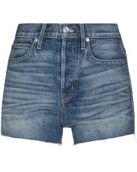 SLVRLAKE Denim Denim Shorts - Blue