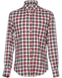 Brunello Cucinelli - Shirt - Lyst