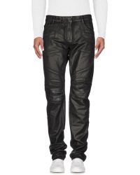 Balmain Denim Pants - Black