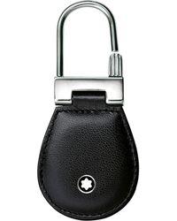 Montblanc Key Ring - Black