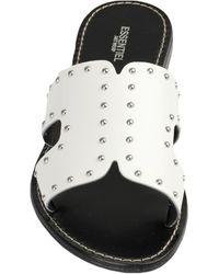Essentiel Antwerp Sandals - White