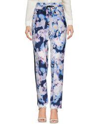 Calvin Klein Jeans - Casual Trouser - Lyst
