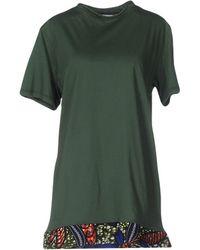 Satine Label - T-shirt - Lyst