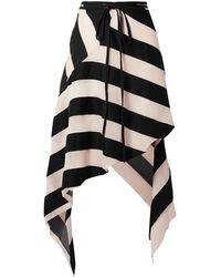 Marques'Almeida Midi Skirt - Black