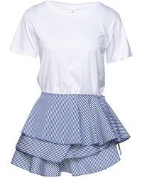 Souvenir Clubbing T-shirt - White