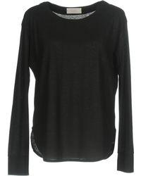 Zanone T-shirt - Black