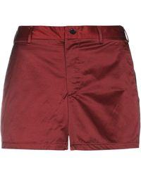 Boglioli Shorts - Rojo