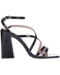 MSGM Sandals - Black