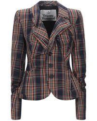 Vivienne Westwood Suit Jacket - Blue