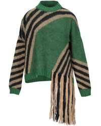 Alessandro Dell'acqua Sweater - Green