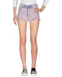 Cheap Monday Shorts jeans - Rosa