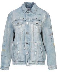Zoe Karssen Denim Outerwear - Blue