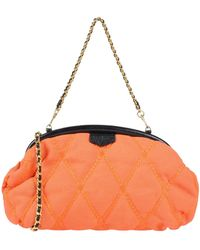 Ballantyne Handbag - Orange