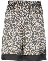 Laneus - Bermuda Shorts - Lyst