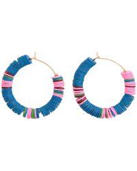 ALLTHEMUST Earrings - Blue