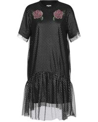 Manoush Short Dress - Black