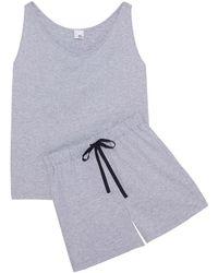 Iris & Ink Sleepwear - Gray