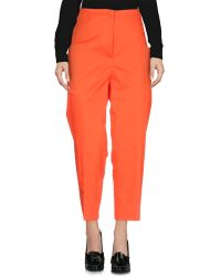 Cedric Charlier - Casual Trouser - Lyst