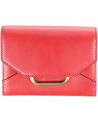 Isabel Marant Wallet - Red
