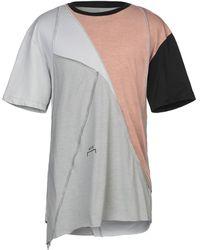 A_COLD_WALL* T-shirts - Grau