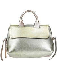 Maliparmi Handbag - Metallic